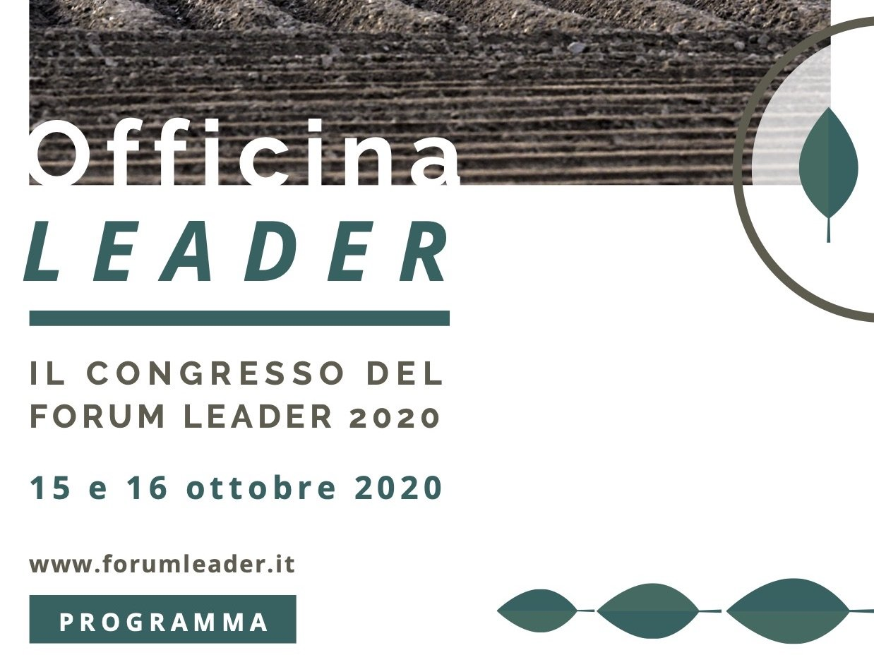 FORUM LEADER 2020, IL PROGRAMMA