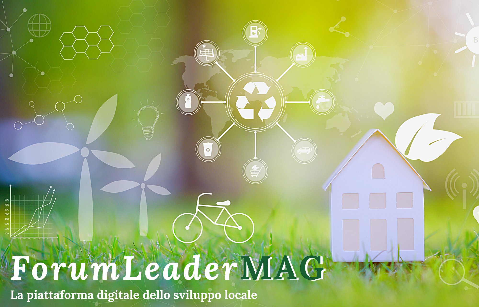 ForumLeaderMAG – La piattaforma digitale dello sviluppo locale